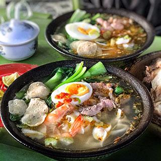 (HCM) Phải thử Mì Gọt Lữ Gia gây thích thú dân sành ăn Sài Gòn