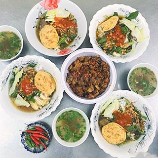 (HCM) Phở chua nức tiếng khu Bàn Cờ - Nguyễn Thiện Thuật có gì ngon?