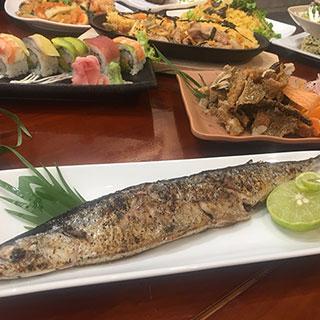 Khám phá ẩm thực Sushi Nhật Bản menu hoành tráng giá bình dân nhất ở Sài Gòn