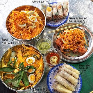 Hốt lẹ 5 kiểu bánh tráng dễ ghiền mà dân Sài Gòn thích mê