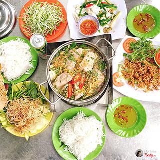 Ăn cho bằng hết 10 QUÁN ĂN TRƯA GIẢM TẬN 50% ở Vũng Tàu