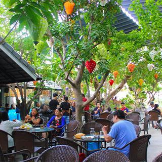 [NT] Đắm mình vào không gian cafe sân vườn siêu thoáng mát cho cuối tuần an tĩnh