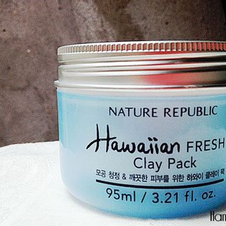 REVIEW HAWAIIAN FRESH CLAY PACK