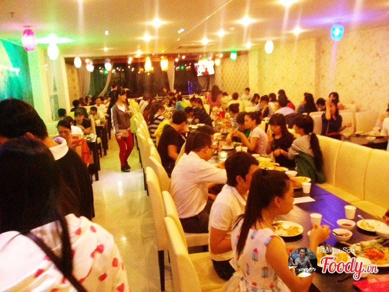 Rainbow buffet - Buffet ăn vặt tại Nhà hàng Cầu Vồng 4