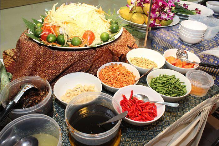 Kết quả hình ảnh cho ẩm thực Thái Lan