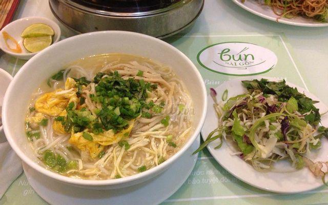 Bún Sài Gòn  - I Love Bún