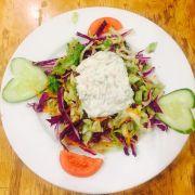 Salad trộm mayonaisse