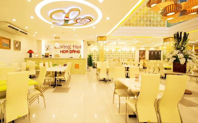 Hoa Đăng - Nhà Hàng Chay Loving Hut