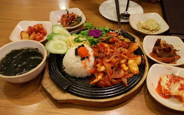 Mr.BBQ - Ẩm Thực Hàn Quốc