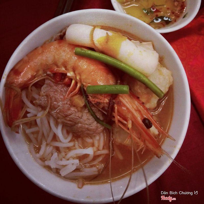 Lẩu Thái hải sản