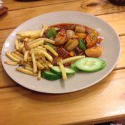Bò lúc lắc khoai tây