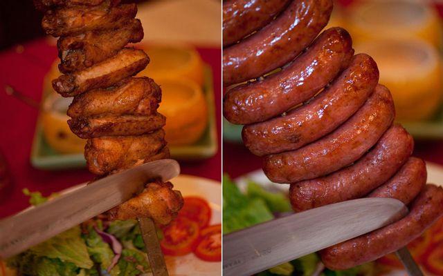Au Lac Do Brazil - Thịt Nướng Brazil - Pasteur