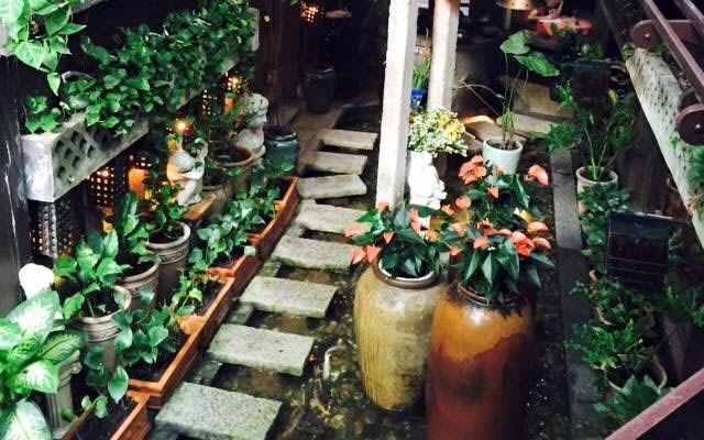 Trầm Cafe - Trần Huy Liệu