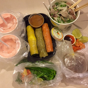 Phở delivery