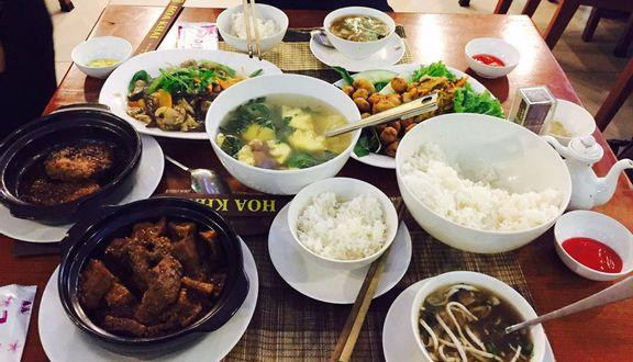 Hoa Khai - Nhà Hàng Chay