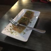 Bánh siêu tệ bột chưa chín và hôi