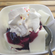 Yogurt dẻo blueberry