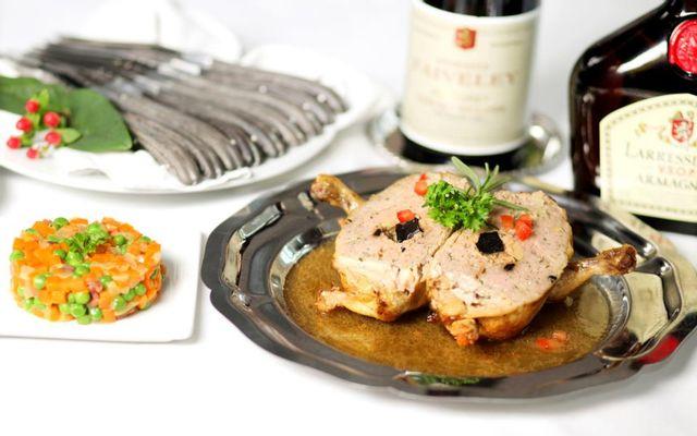 La Villa - French Cuisine