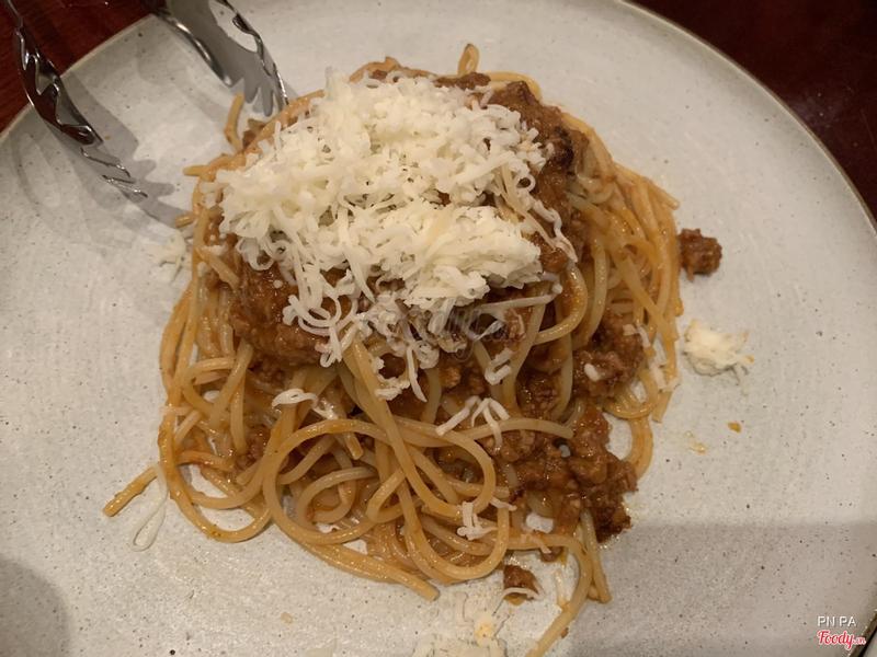 Spaghetti bò