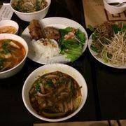 Mì Quảng, Bánh Bột Lọc, Chả Giò, Bánh Canh Cua & Dách Lầu