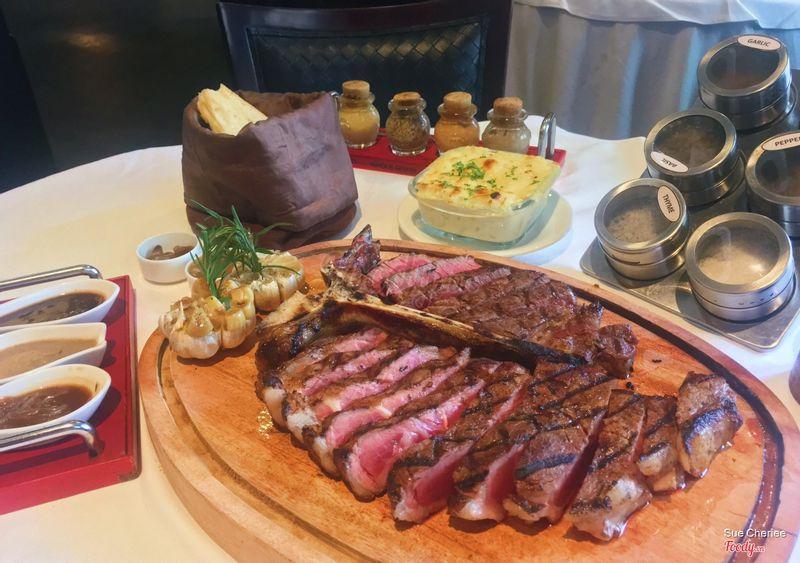 Potterhouse steak