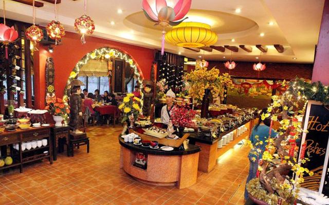Buffet Việt - Tăng Bạt Hổ