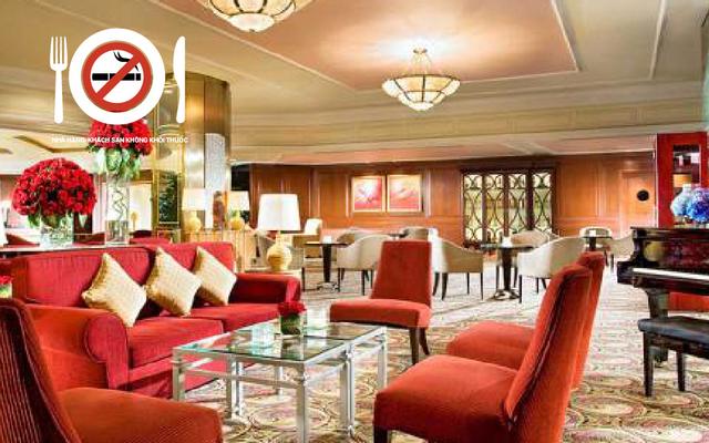 Lobby Lounge - Sheraton Saigon Hotel & Towers