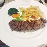 Steak - lunch combo