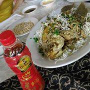 Cá Tai Tượng chiên xù  #drthanhmonquasuckhoe
