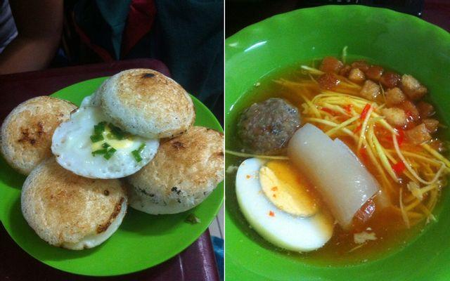 Bánh Căn Phan Thiết - Nguyễn Quang Bích