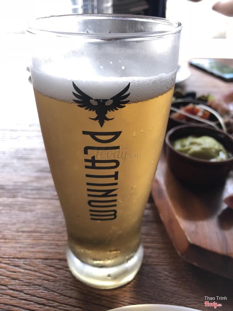 Bia Úc