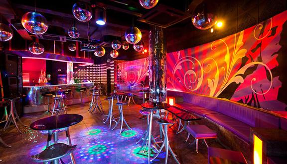 Crazy Buffalo Bar