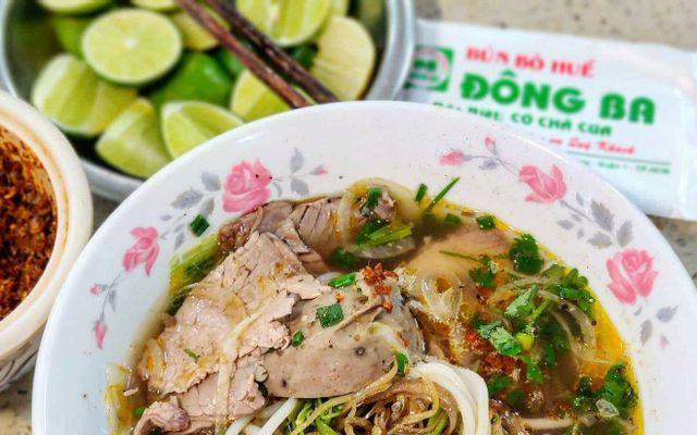Bún Bò Huế Đông Ba - Since 1998