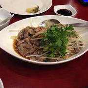 Thịt bò xào kiểu HongKong