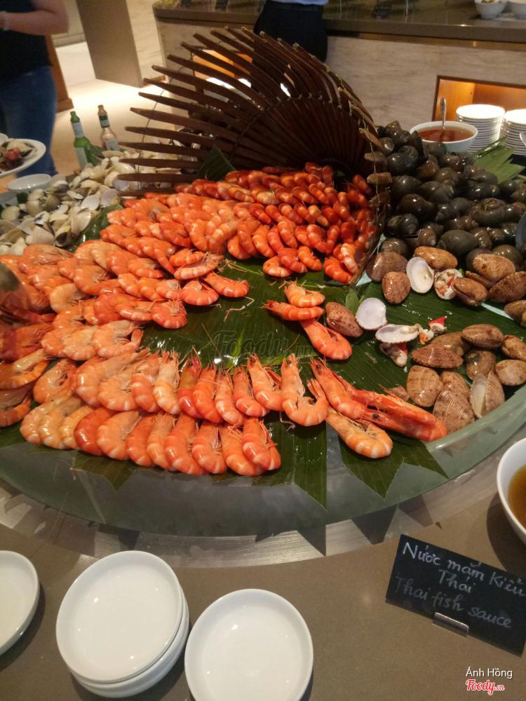 Sheraton Saigon Hotel & Towers ở TP. HCM