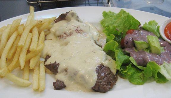 Beefsteak Titi - Vũ Huy Tấn