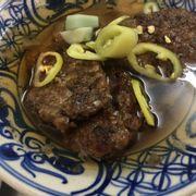 Thịt + Chả nướng