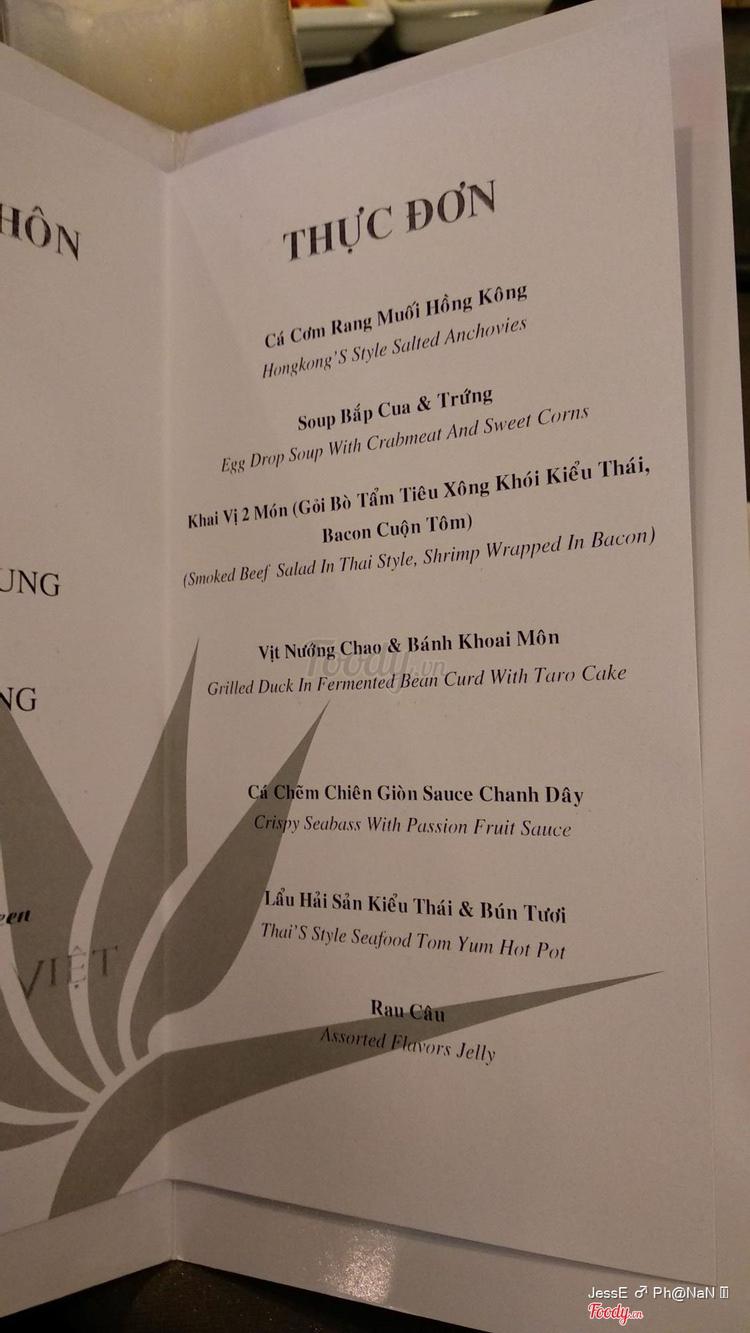 Nhà hàng Bách Việt - Tiệc Cưới Phong Cách Âu ở TP. HCM