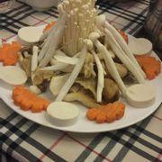 Lẩu nấm