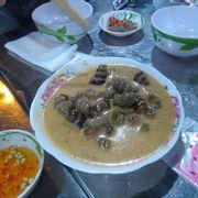 Ốc Len Xào Dừa