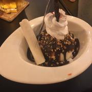 Kem dừa socola