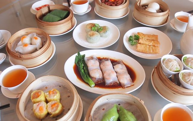 Yu Chu - Cantonese & Peking - InterContinental Saigon
