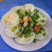 Bánh căn trứng