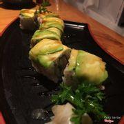 Sushi bơ lươn