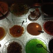 Quầy buffet tráng miệng