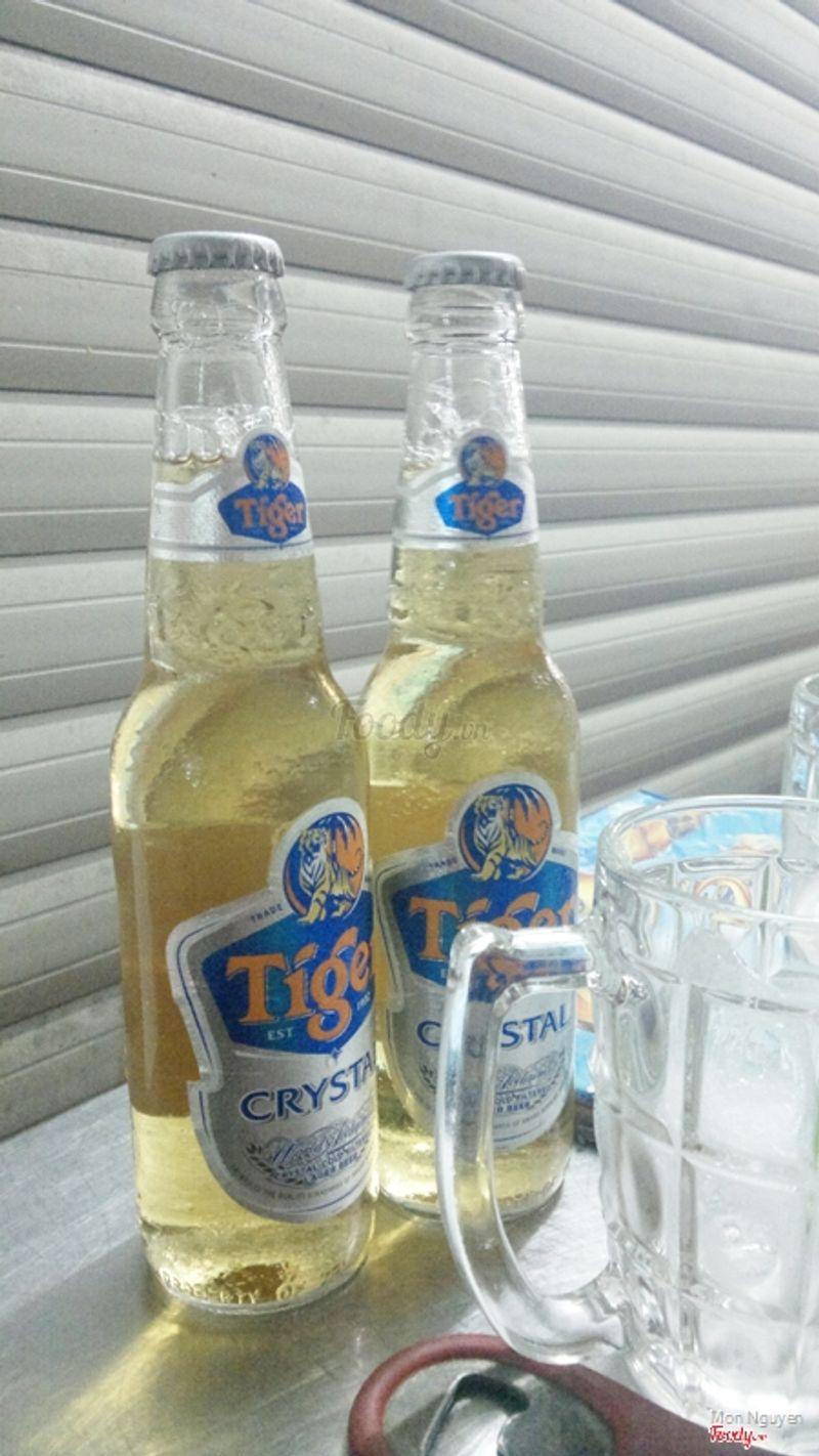 Tiger bạc ngon hơn bia khác