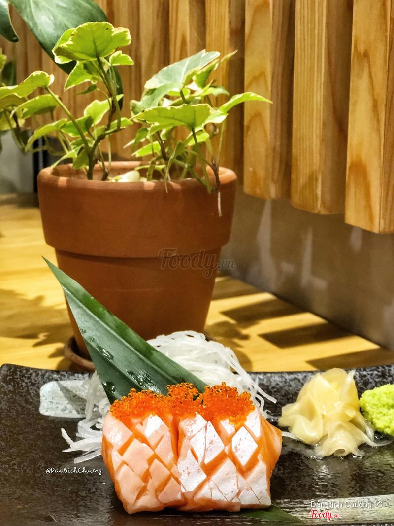 Sake Toro Sashimi