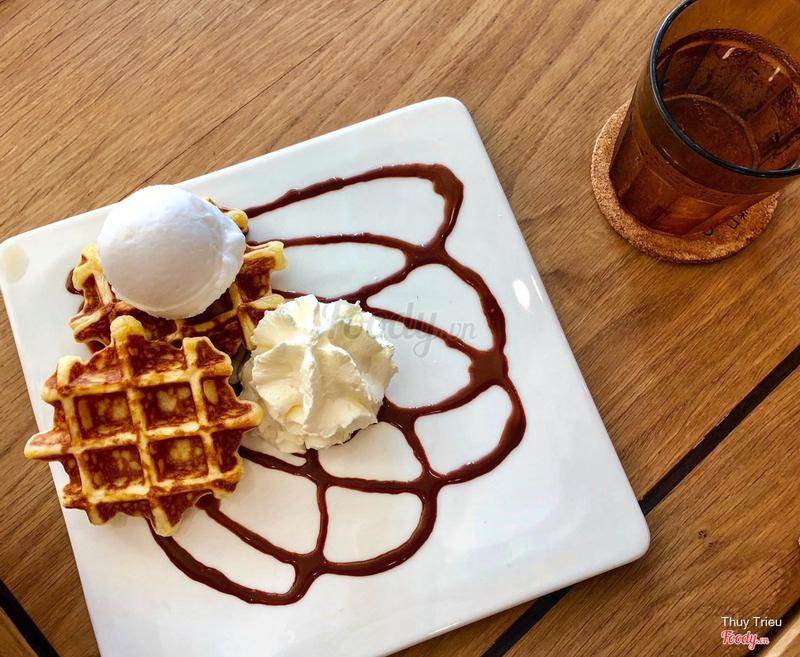 My waffle