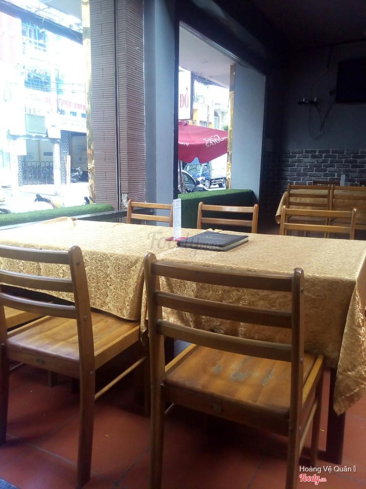 Lộc Vừng đỏ - Không gian ẩm thực ở TP. HCM