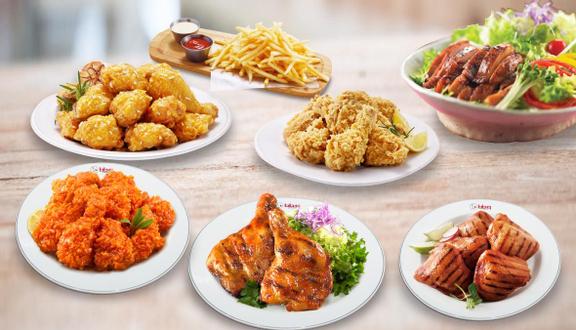 BBQ Chicken - Giảng Võ